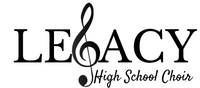 LEGACY HIGH SCHOOL CHORAL DEPARTMENT